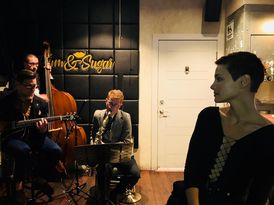 Weekend jazz at R&S