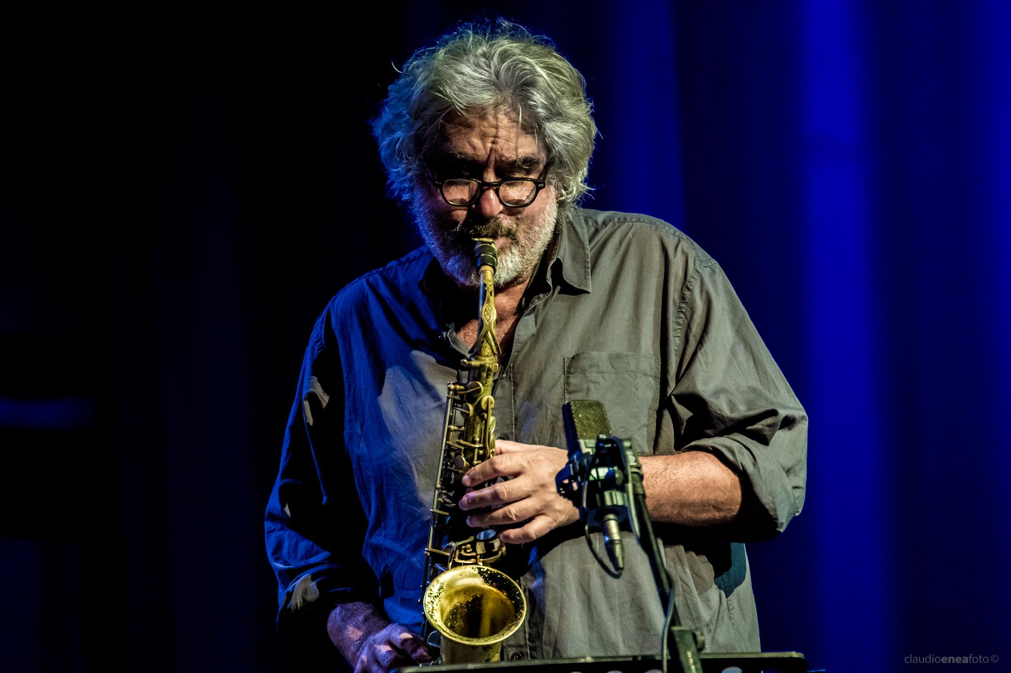 Michael Formanek's Very Pratical Trio - Auditorium Parco della Musica Roma 22.01.2019