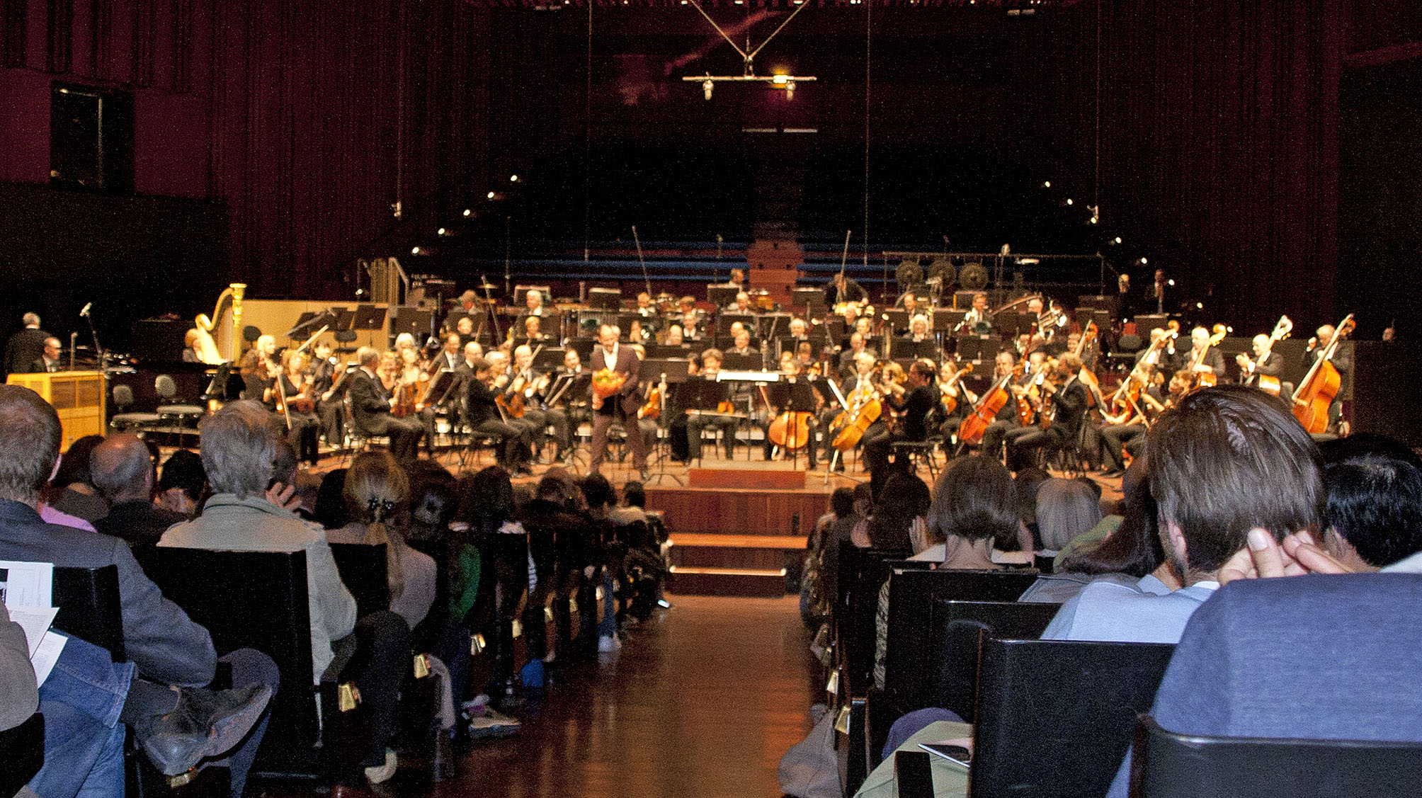 Oslo philharmonic orchestra @ ultima festival 2013