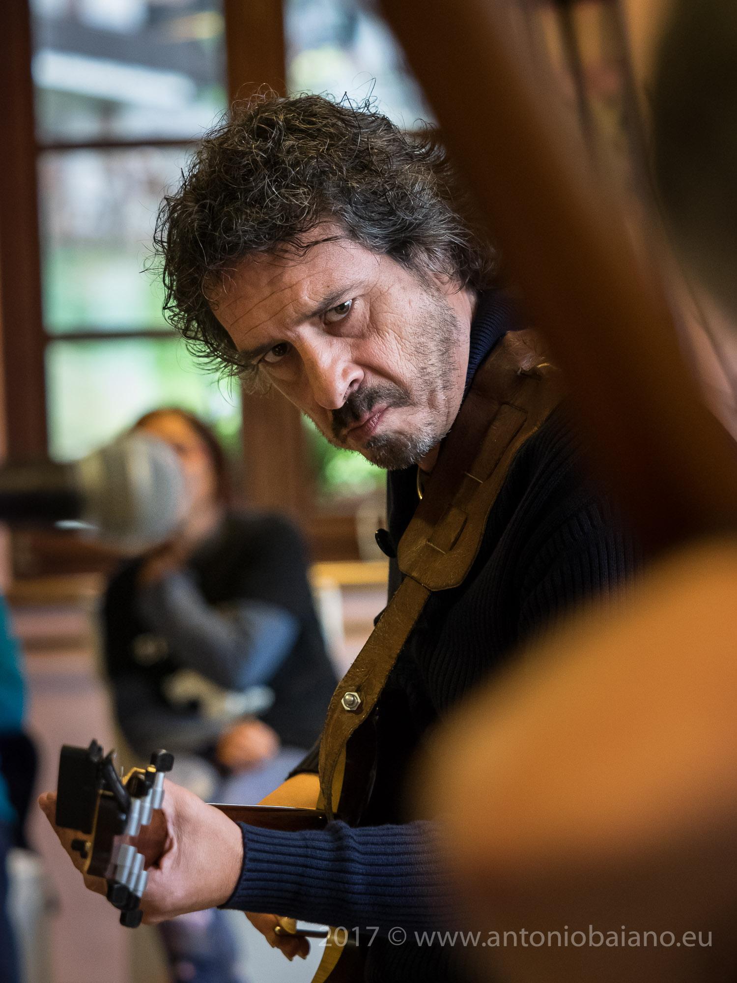 Maurizio Brunod - Chamoisic Festival 2017