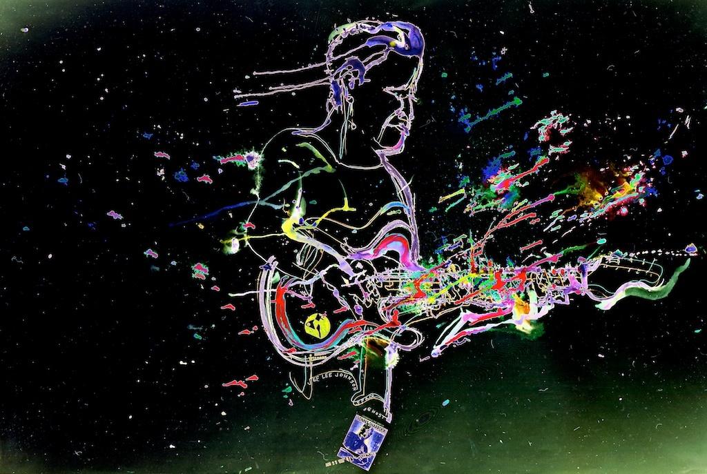 Jef Lee Johnson-Space Ghost