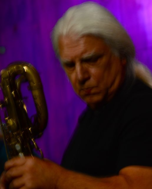 Vinny Golia @blue Whale, Angel City Jazz Fest 2014