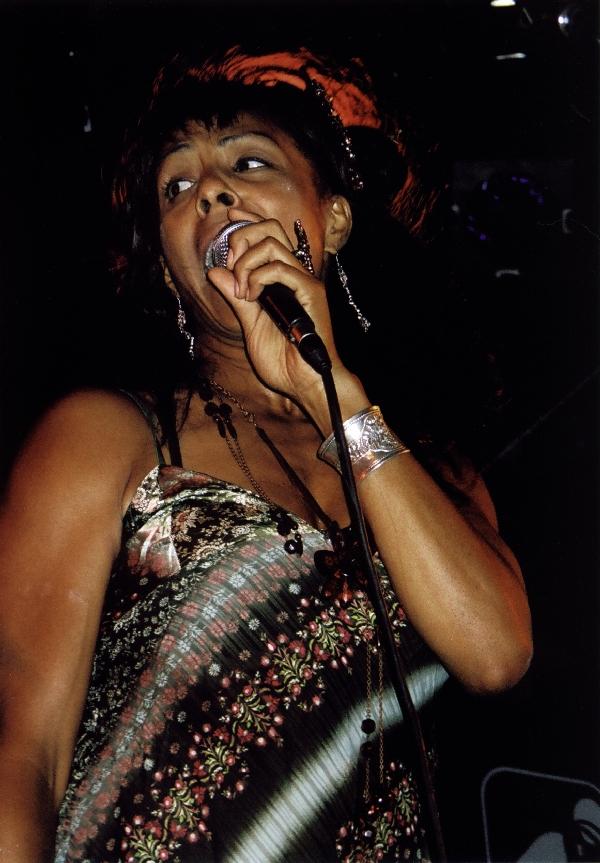 2005-08-23 Marie Daulne (Zap Mama), Red Sea Jazz Festival, Eilat, Israel