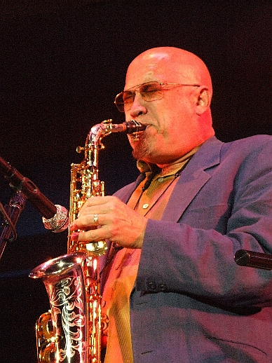 2006 Chicago Jazz Festival, Saturday: The Great Steve Slagle with Joe Lovano's Nonet