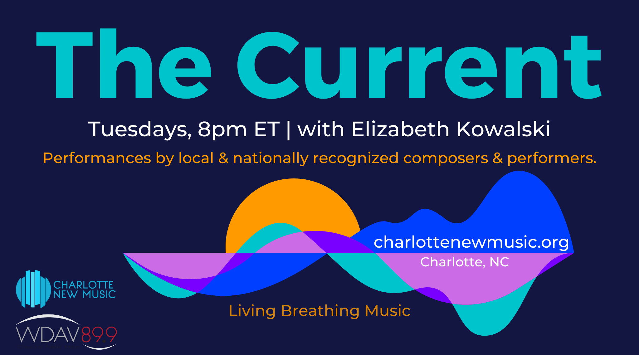 The Current: New Music Open Mic