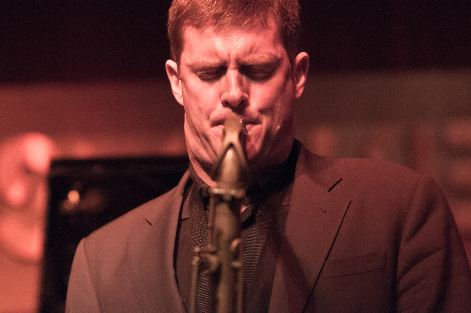 Eric Alexander with the Alexander & Mabern Quartet Play the Music of John Coltrane at Smoke Jazz Club