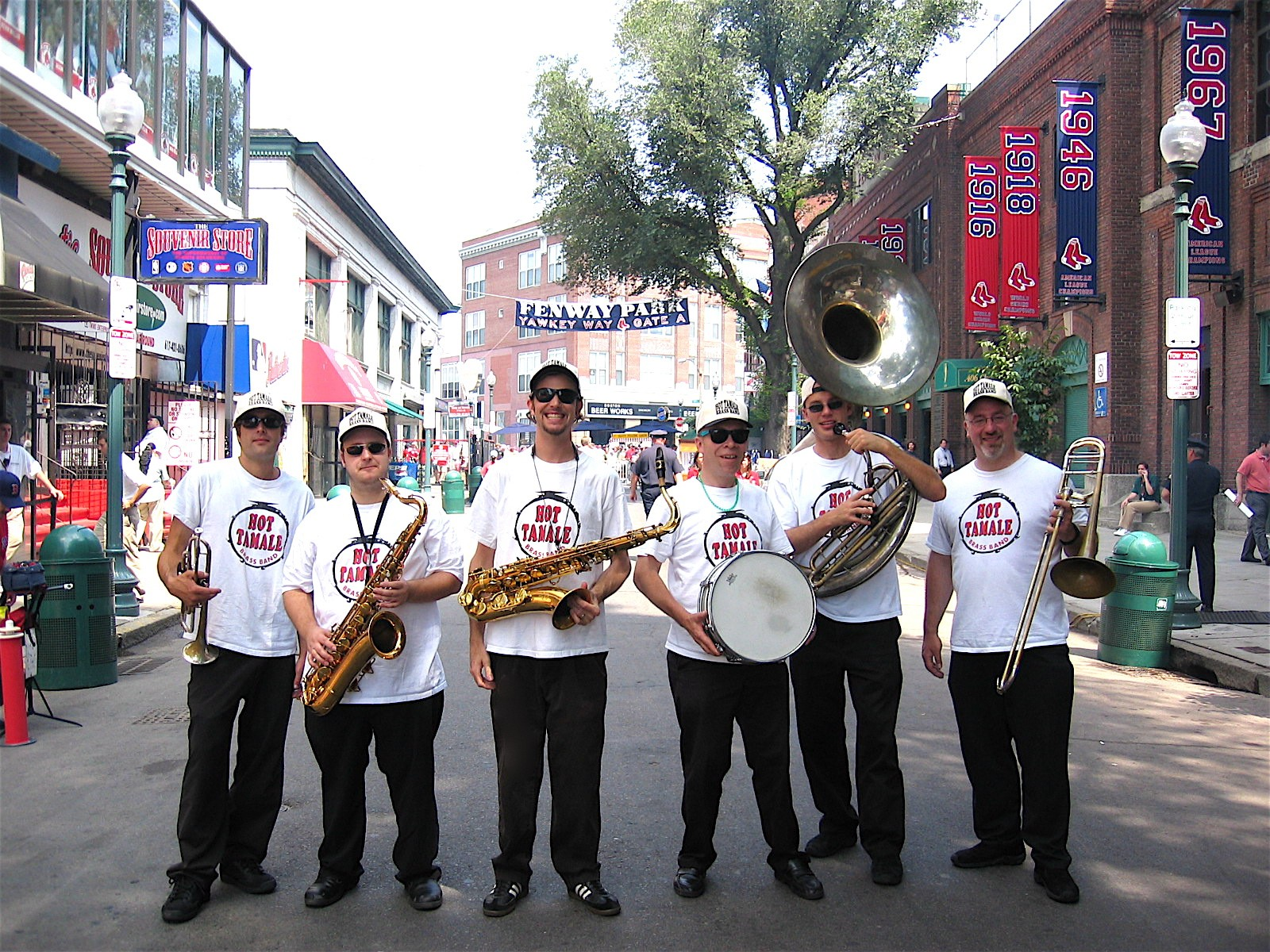 Hot Tamale Brass Band