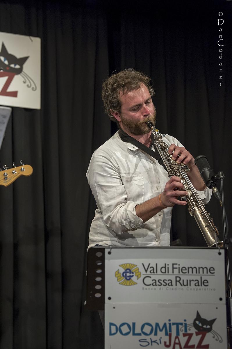 Simone Alessandrini, Dolomiti ski jazz 2019