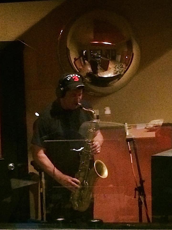 Randy Villars at New Fidelity Studios, Cincinnati, Ohio