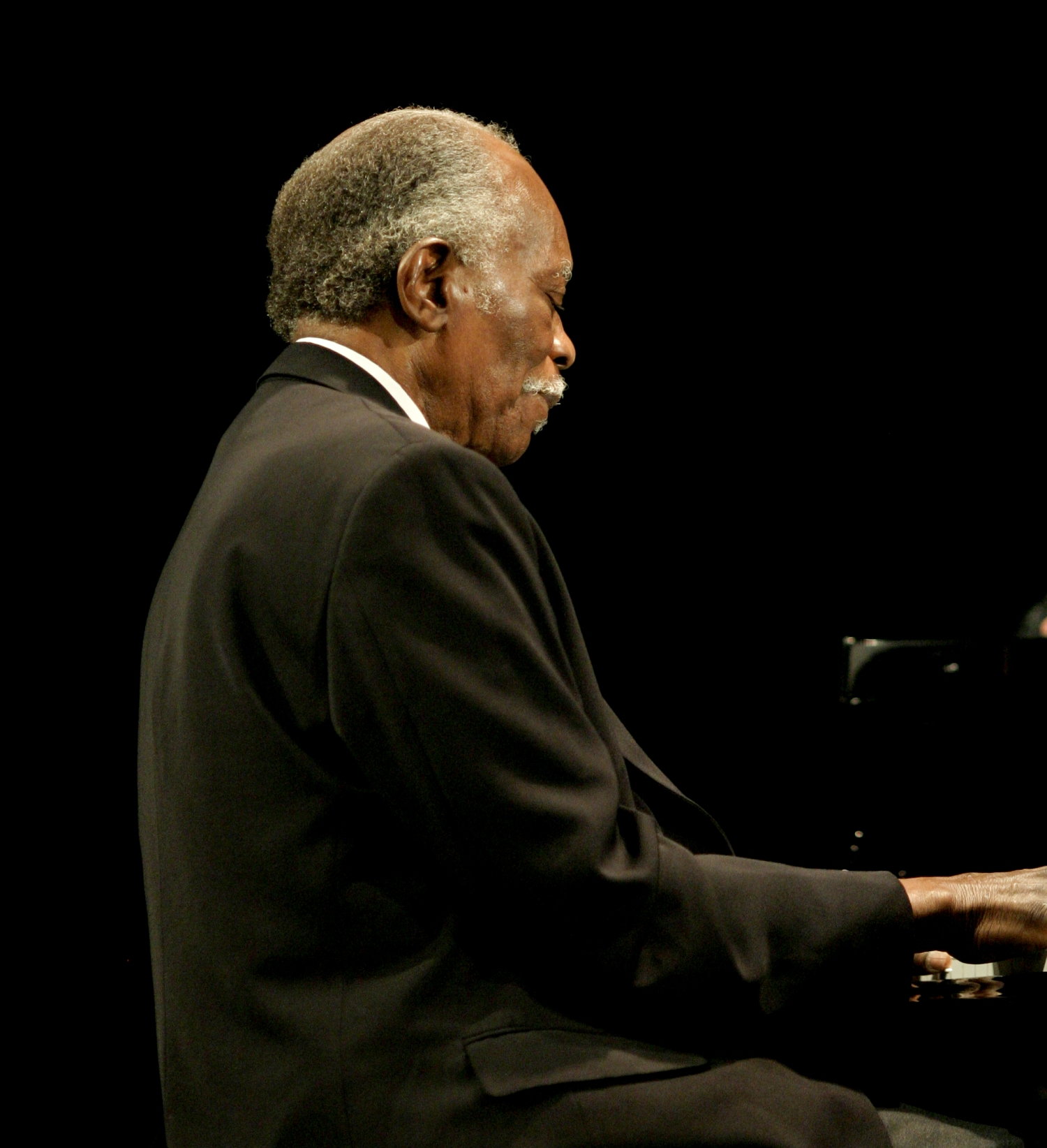Hank Jones (Piano) on Copenhagen Jazz Festival 2005, Denmark