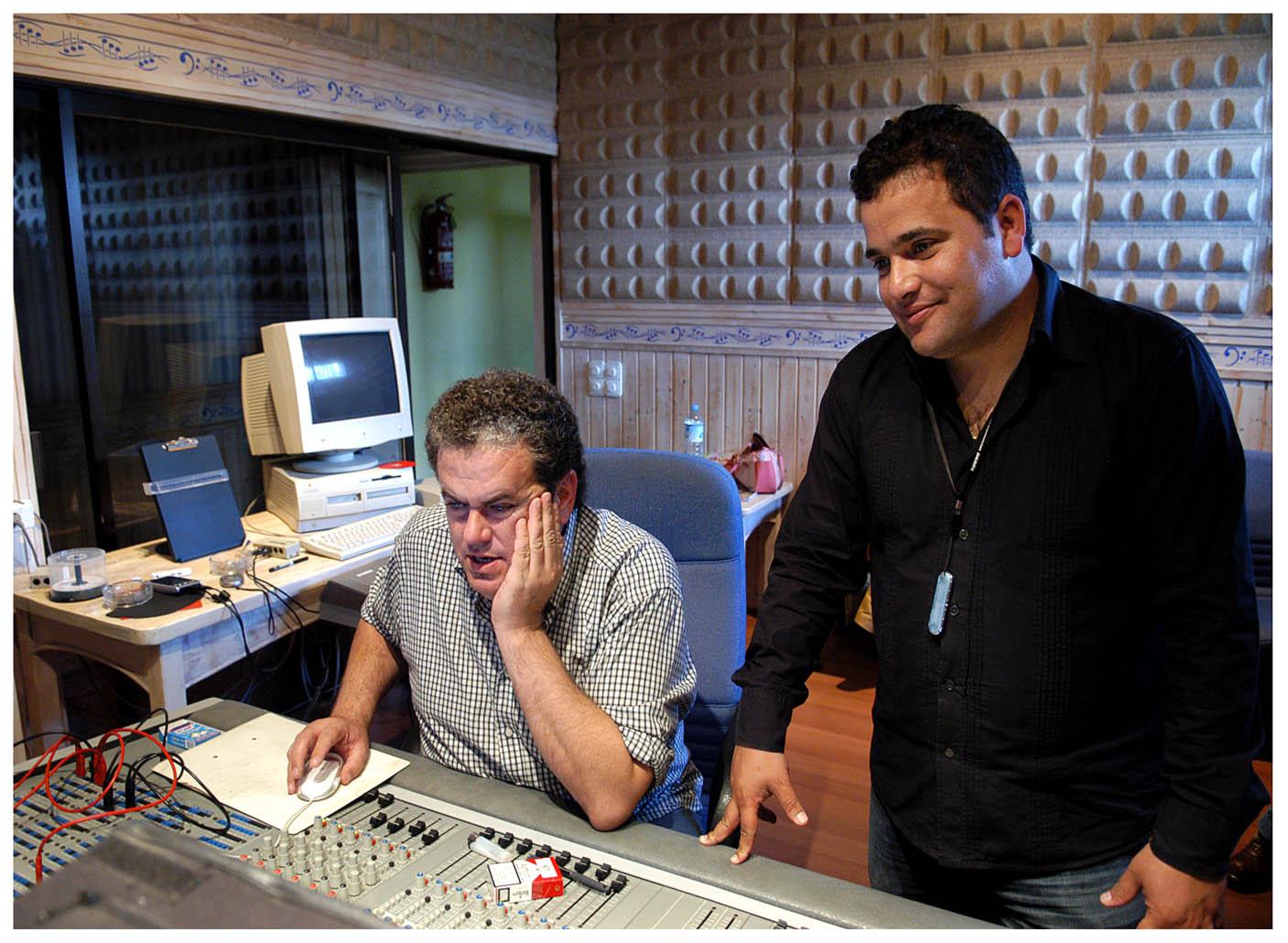 Rafael Garces Producer