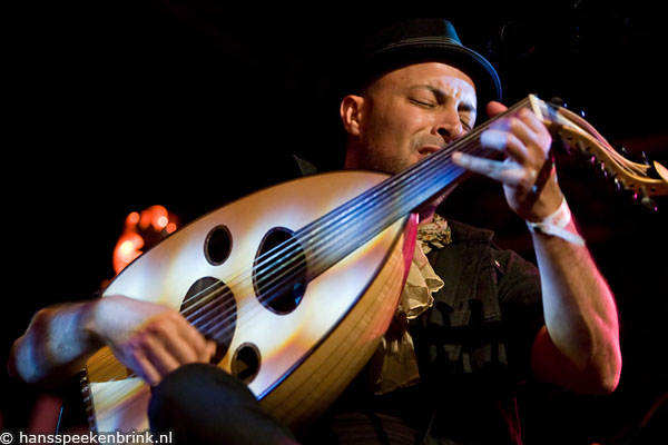 Dhafer Youssef at the North Sea Jazz Festival