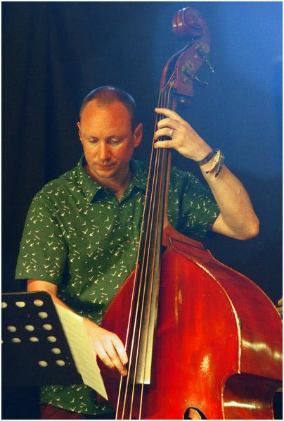 Oli hayhurst, kairos 4tet, love supreme jazz festival