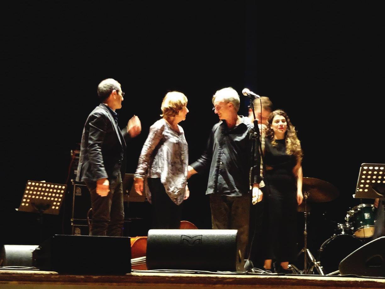 Norma Winstone, Teatro S. Carlo, Napoli, IT