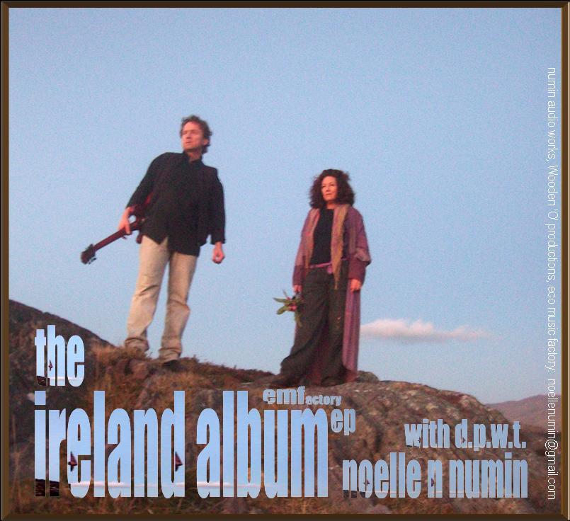 The Ireland Album Jacket