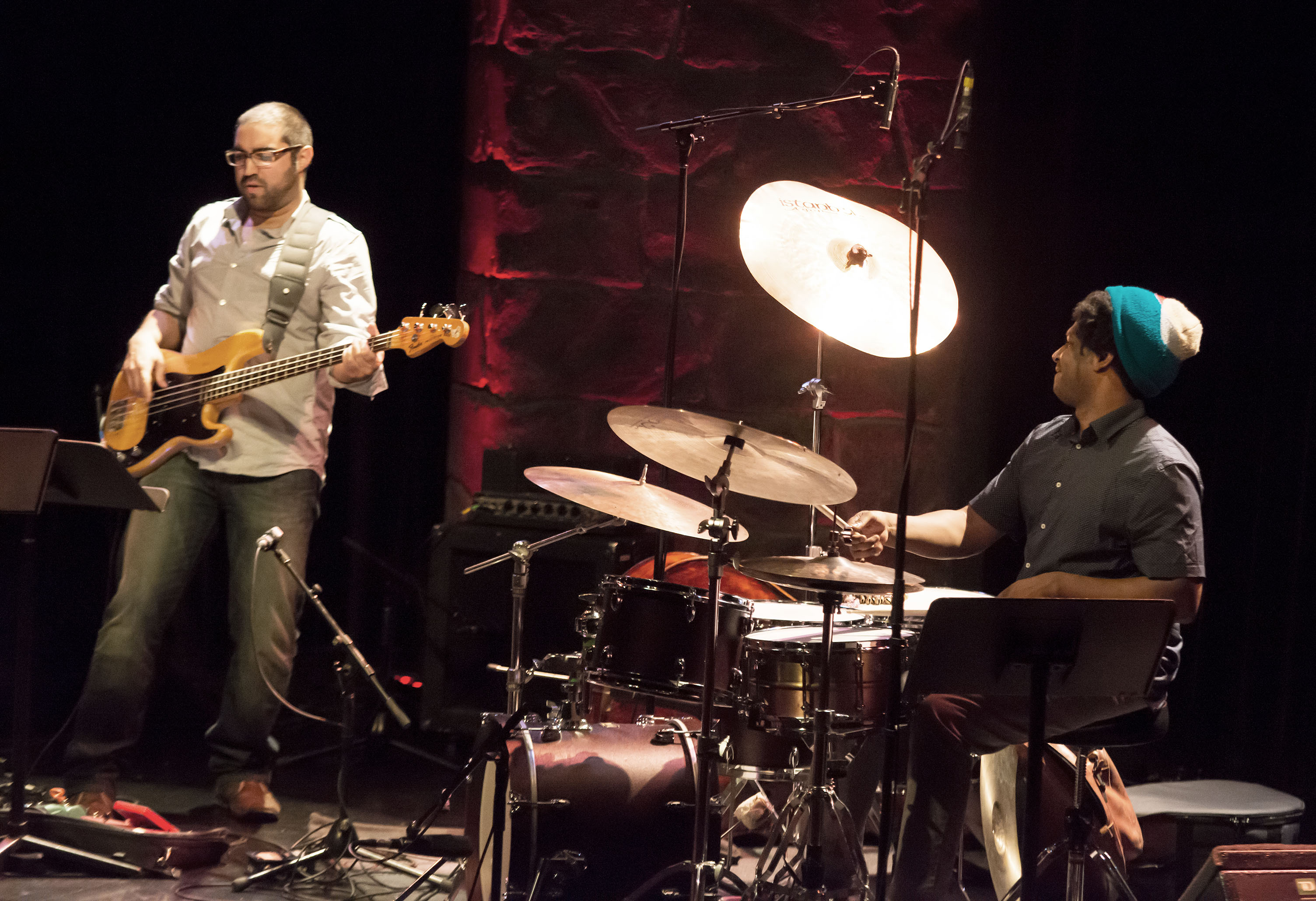 Ambrose Aklnmusire & Tigran at 2014 Festival International de Jazz de Montréal