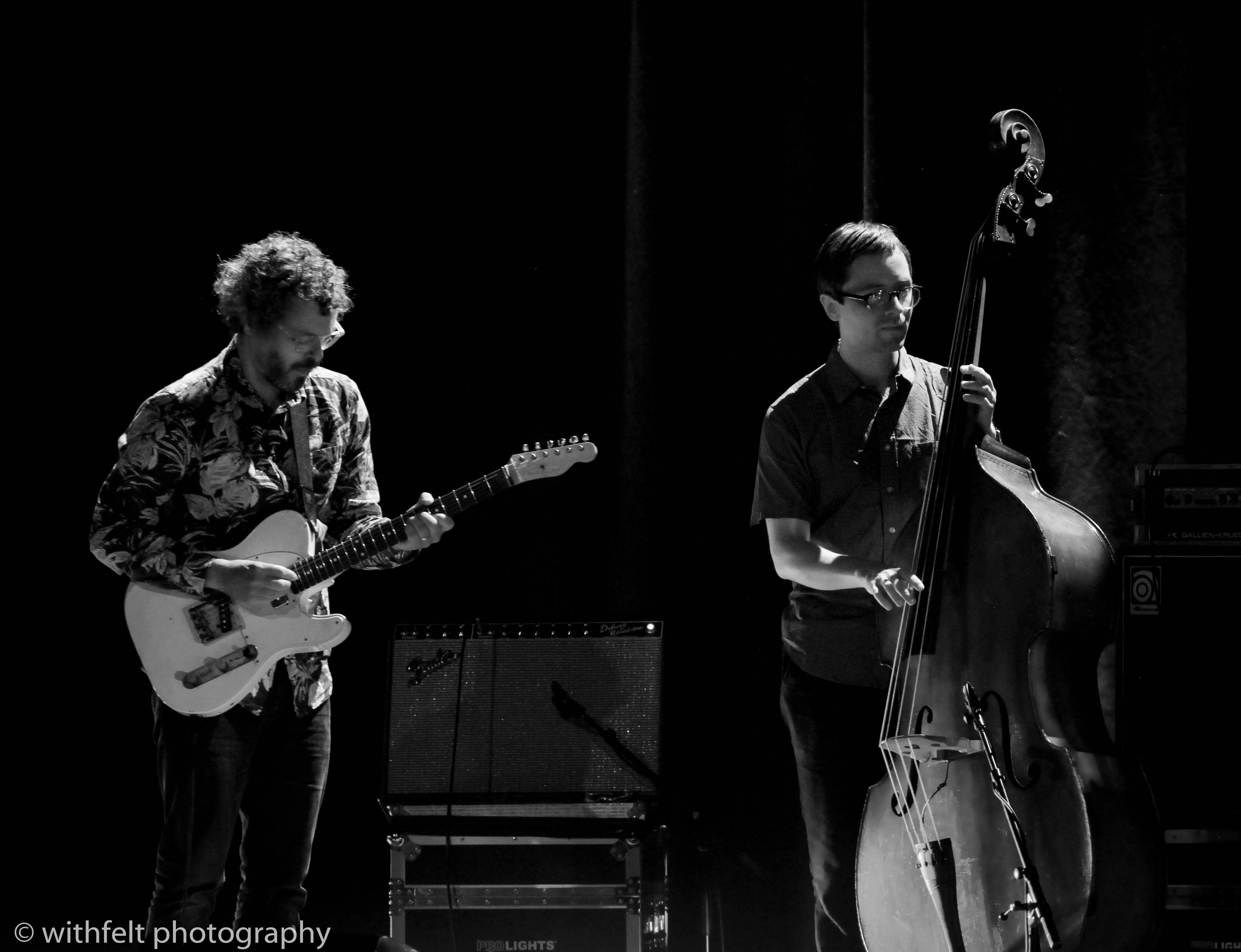 Jakob Bro and Thomas Morgan at Copenhagen Jazz Festival 2018