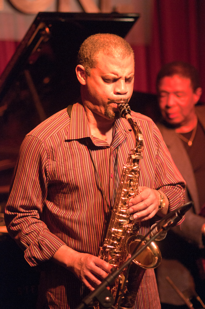 Steve Wilson with the Buster Williams Quartet at Smoke Jazz Club