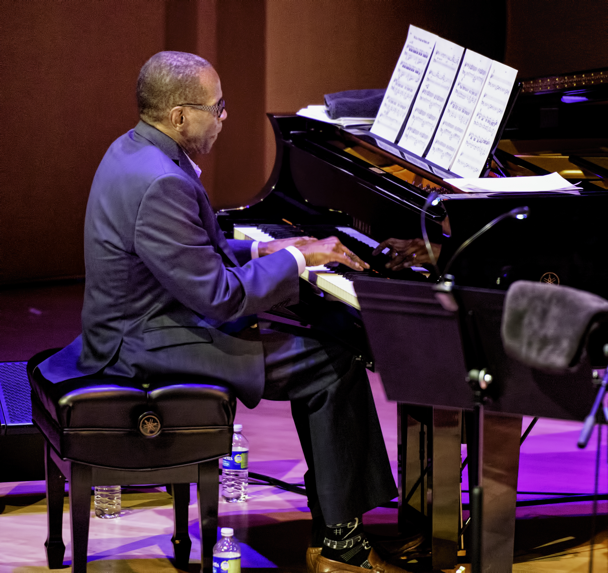George Cables With The Cookers At The Musical Instrument Museum (mim) In Phoenix