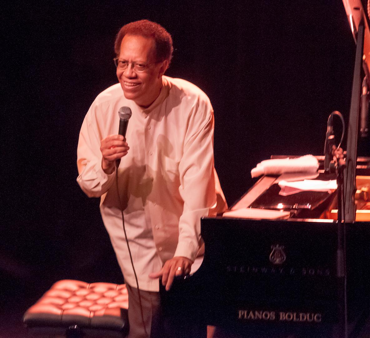 Cedar Walton at the Montreal International Jazz Festival 2012