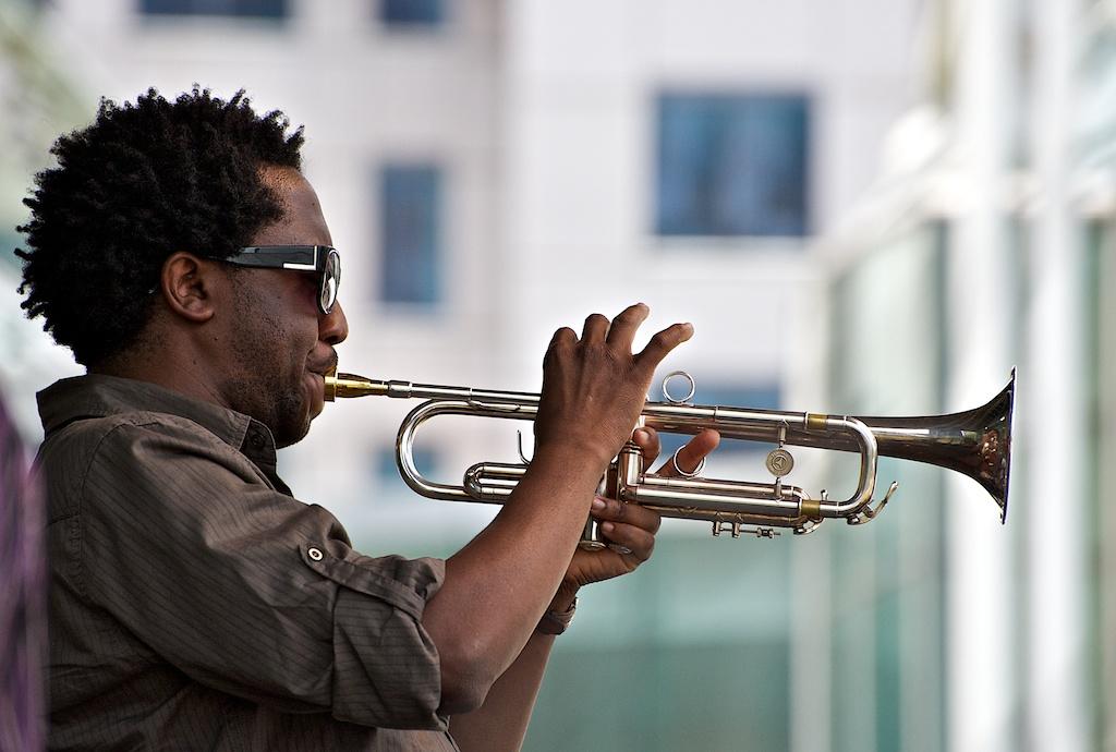 Alexander Brown - Toronto Jazz Festival 2011