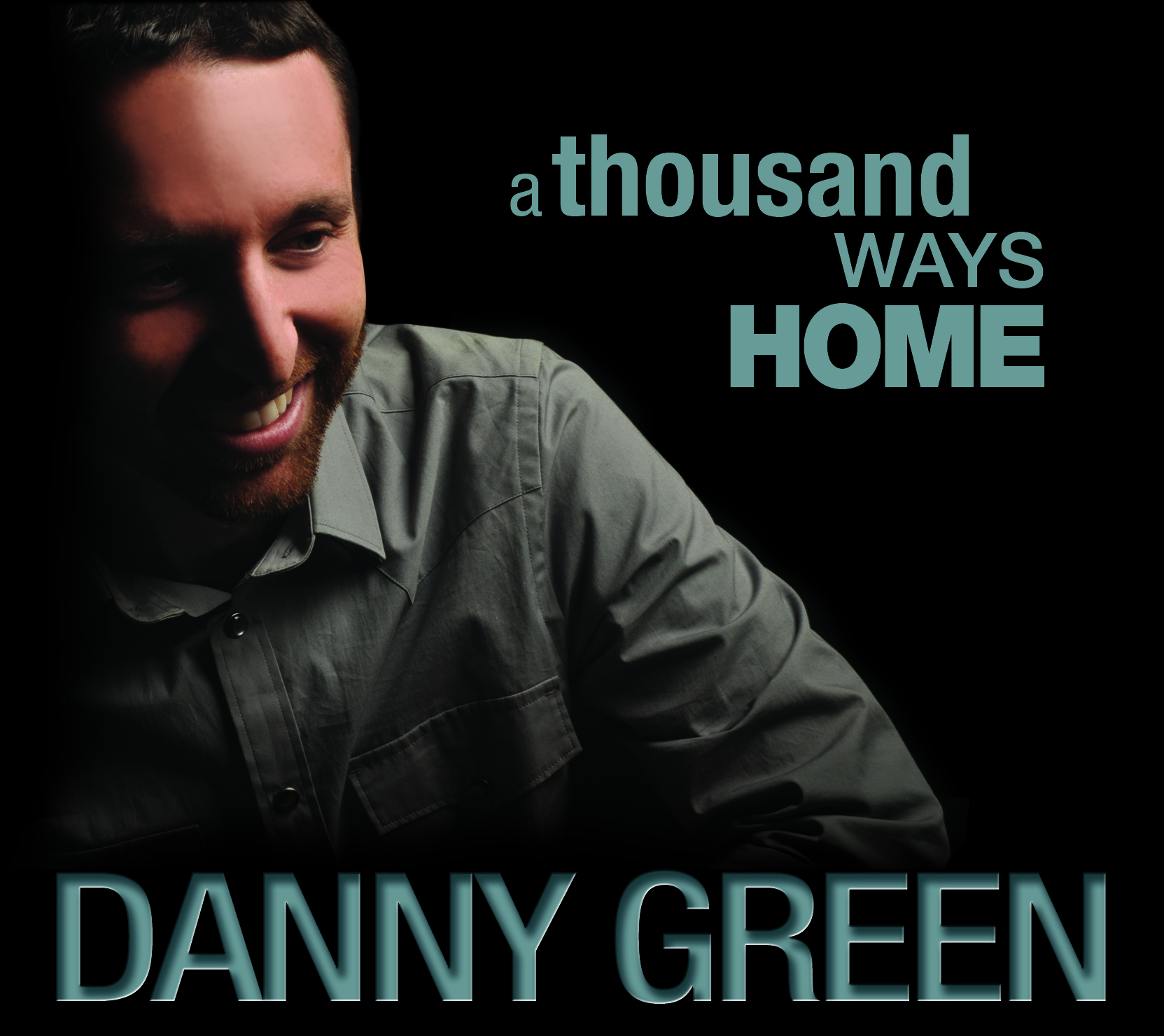 A Thousand Ways Home - Cover