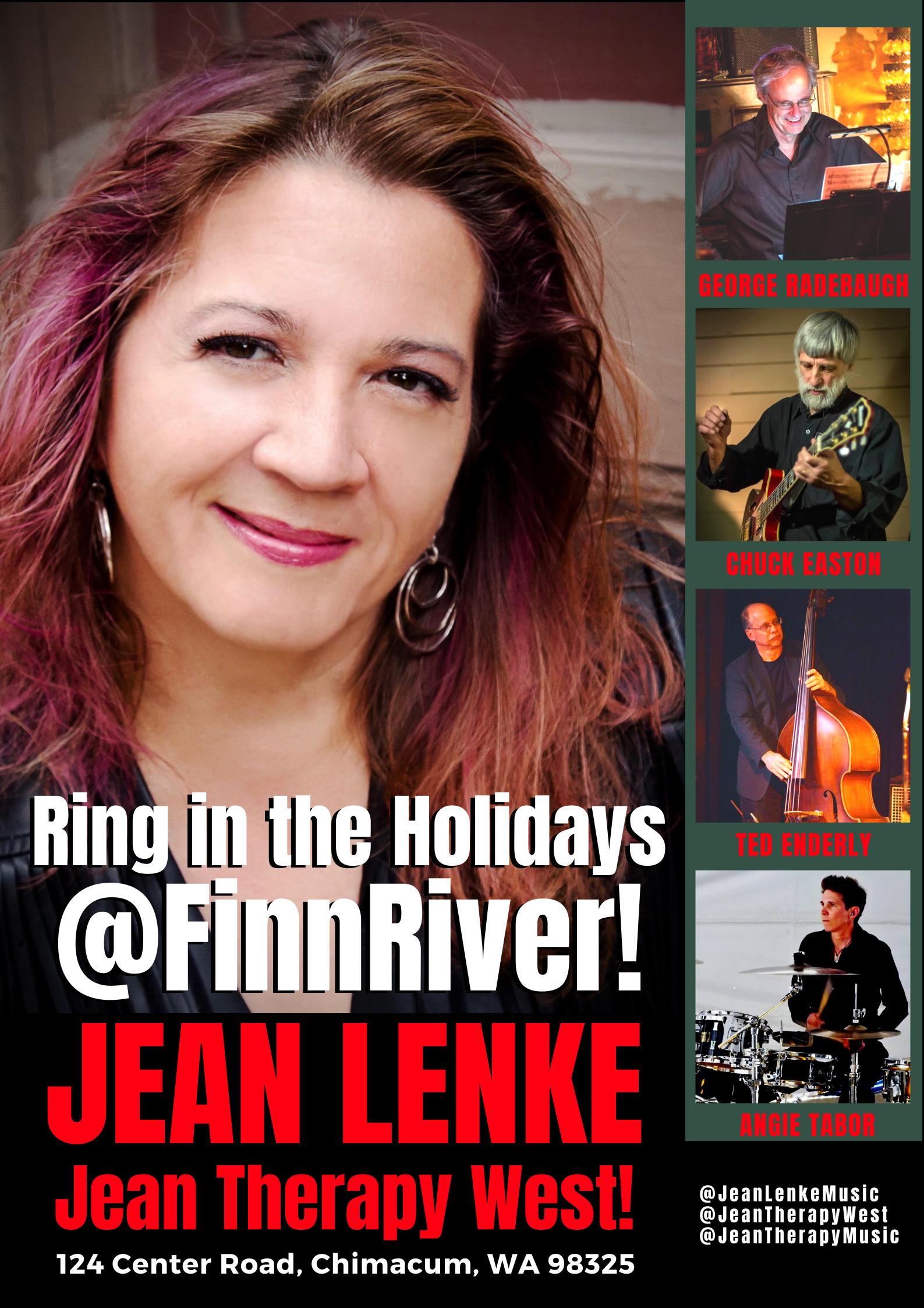 Jean Lenke ~ Holiday Jam At Finnriver