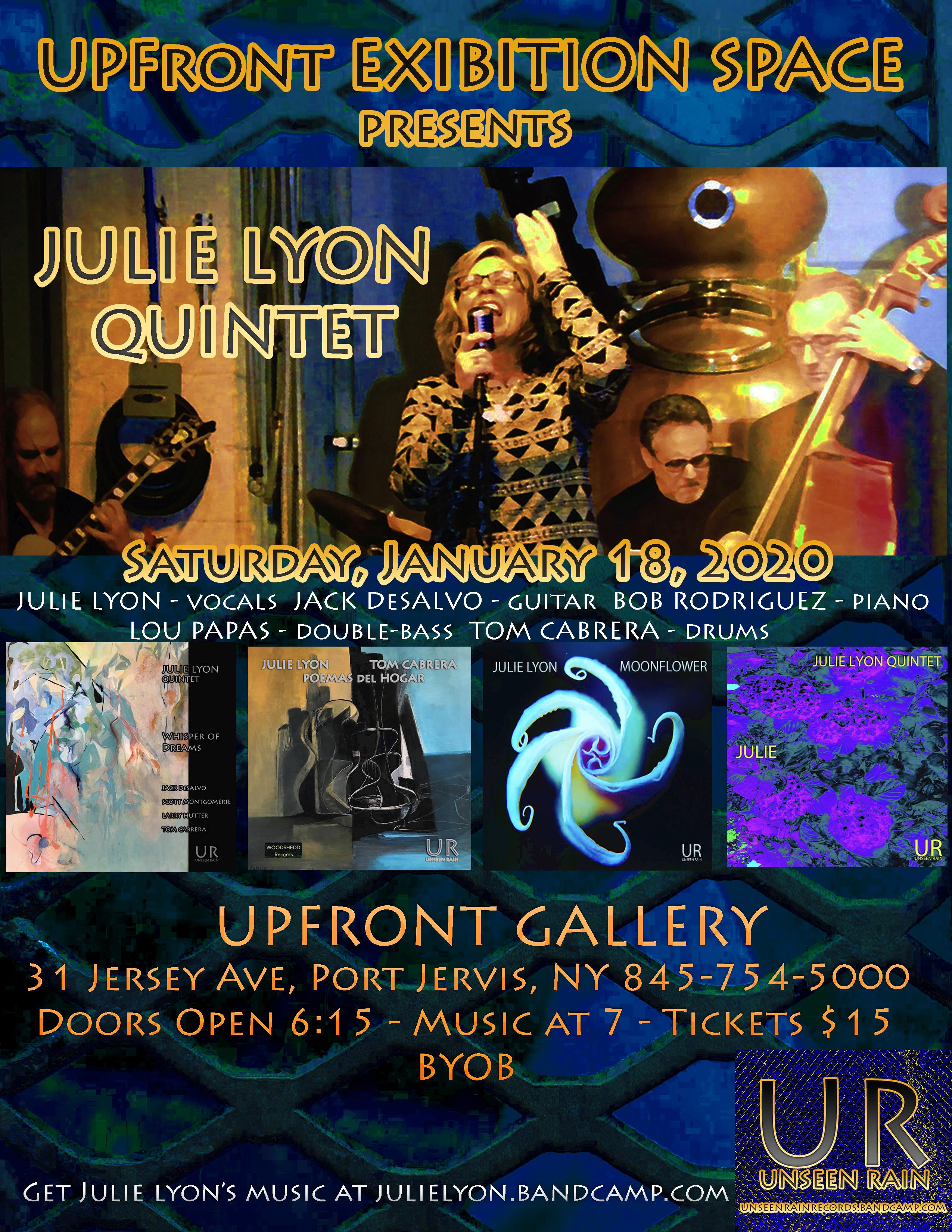 Julie Lyon Quintet