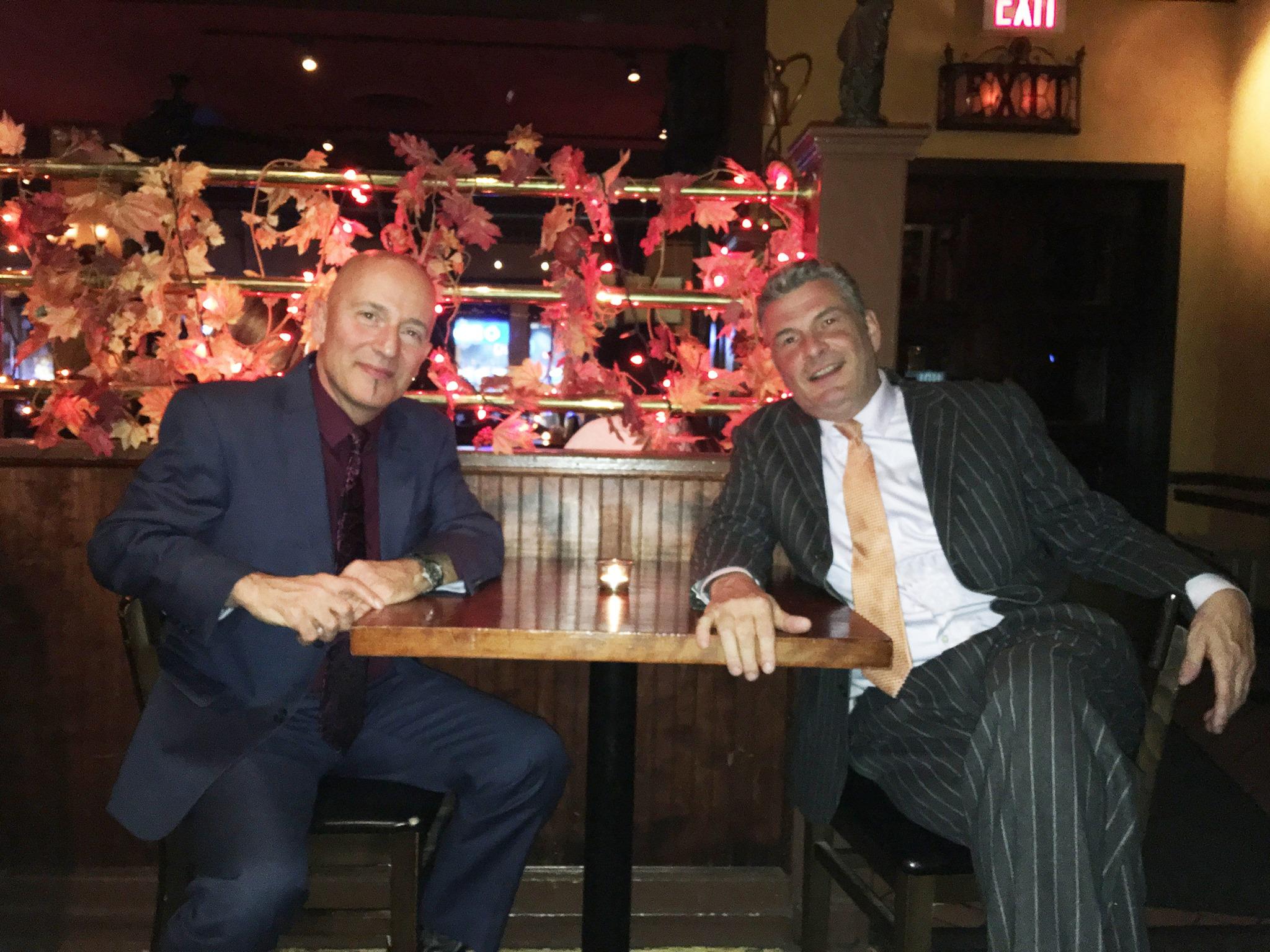 Sganga & Pizzarelli At The Knickerbocker!