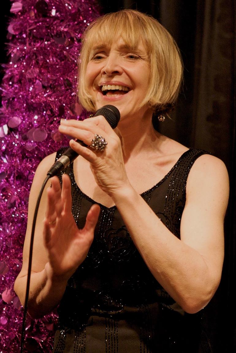Vocalist Mary Ellen Desmond