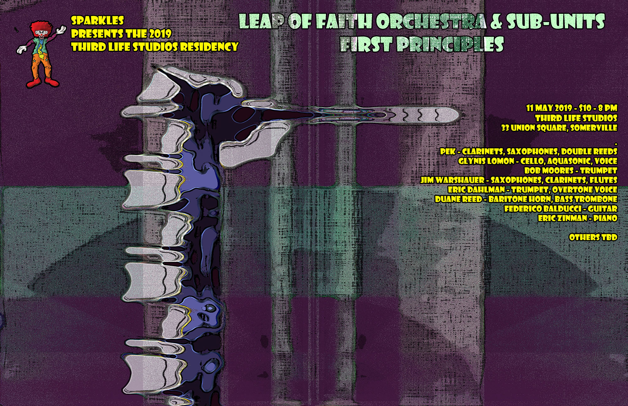 Leap Of Faith Orchestra And Sub-units - First Principles