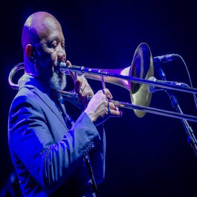 Jazz Tales With Trombonist Greg Boyer