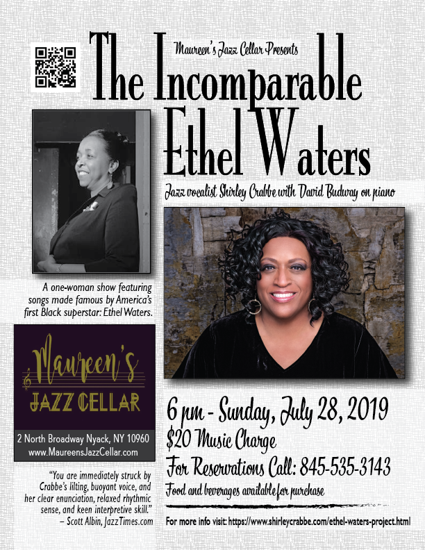 Shirley Sings The Incomparable Ethel Waters