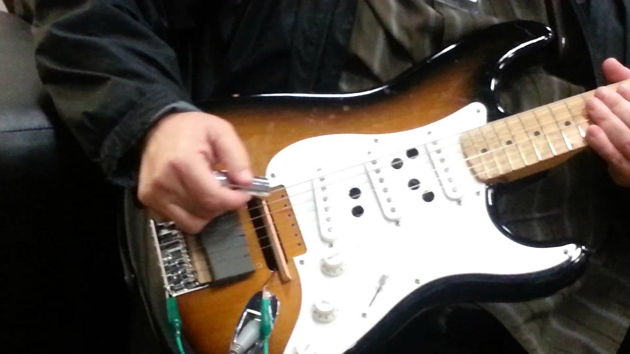 Experimental Guitar Night Six