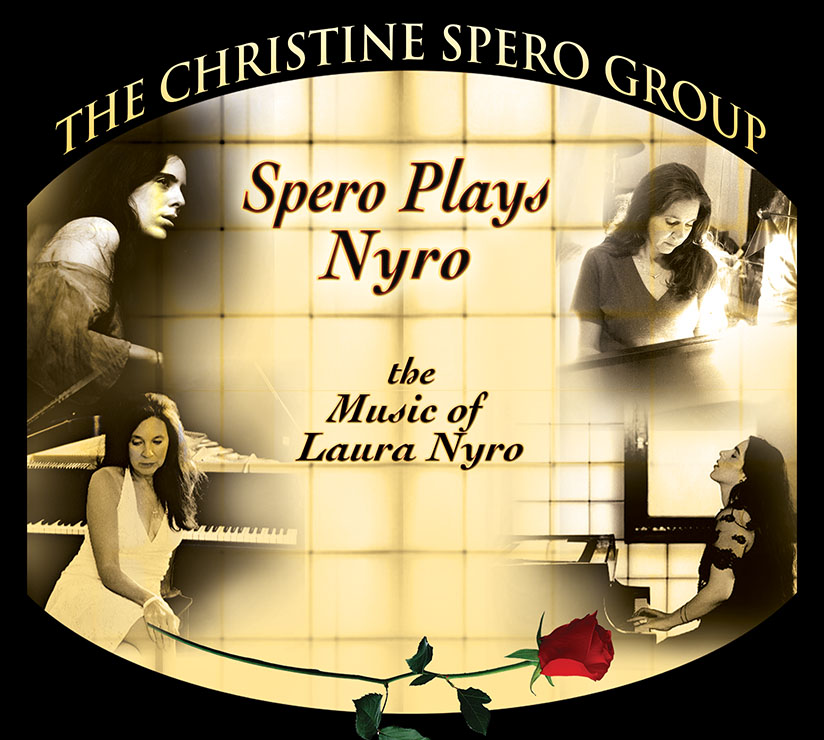 """spero Plays Nyro"" By The Christine Spero Group"
