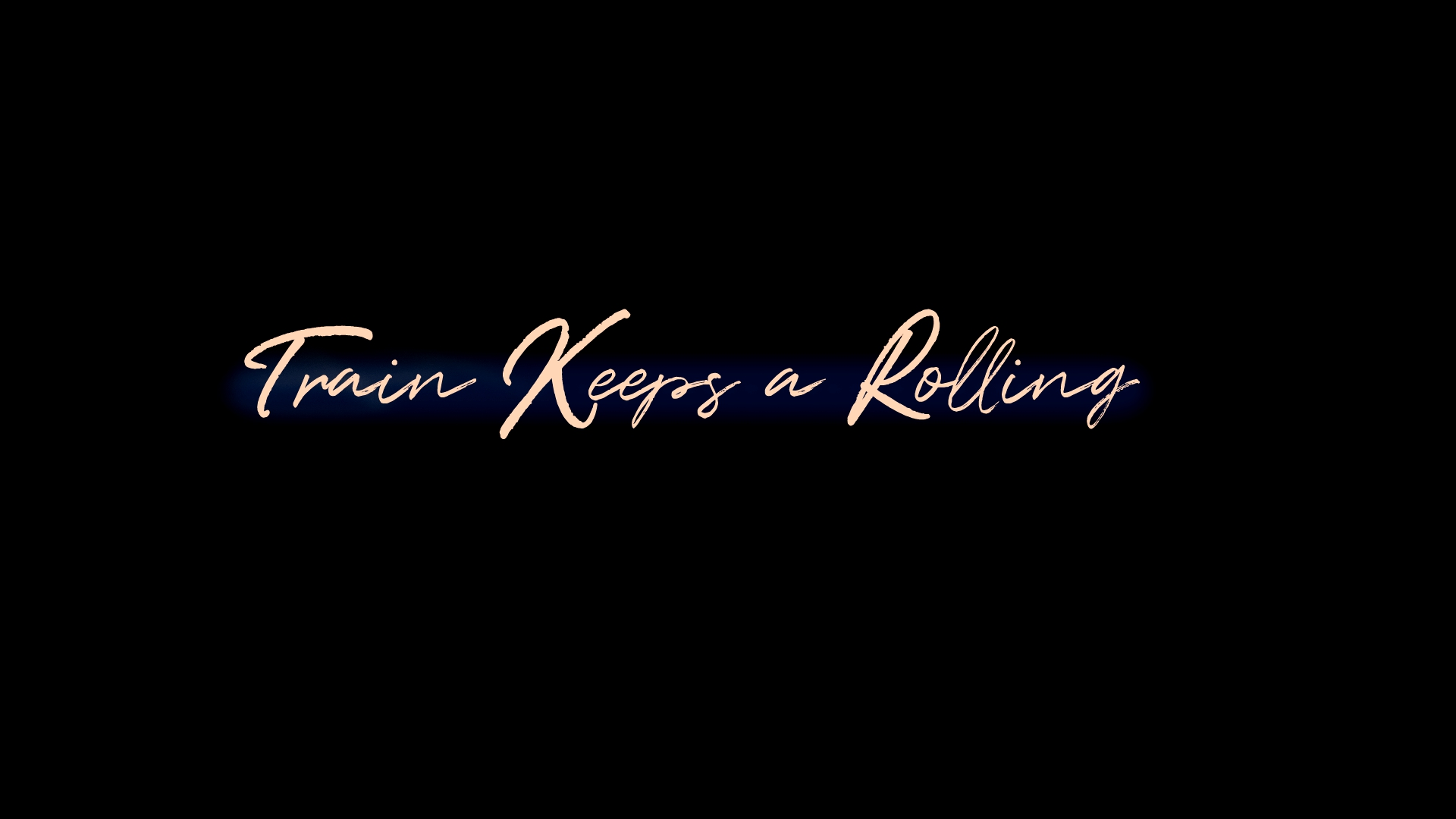 Train Keeps A Rolling: The Jeff Golub Film Debut To Benefit CurePSP Event