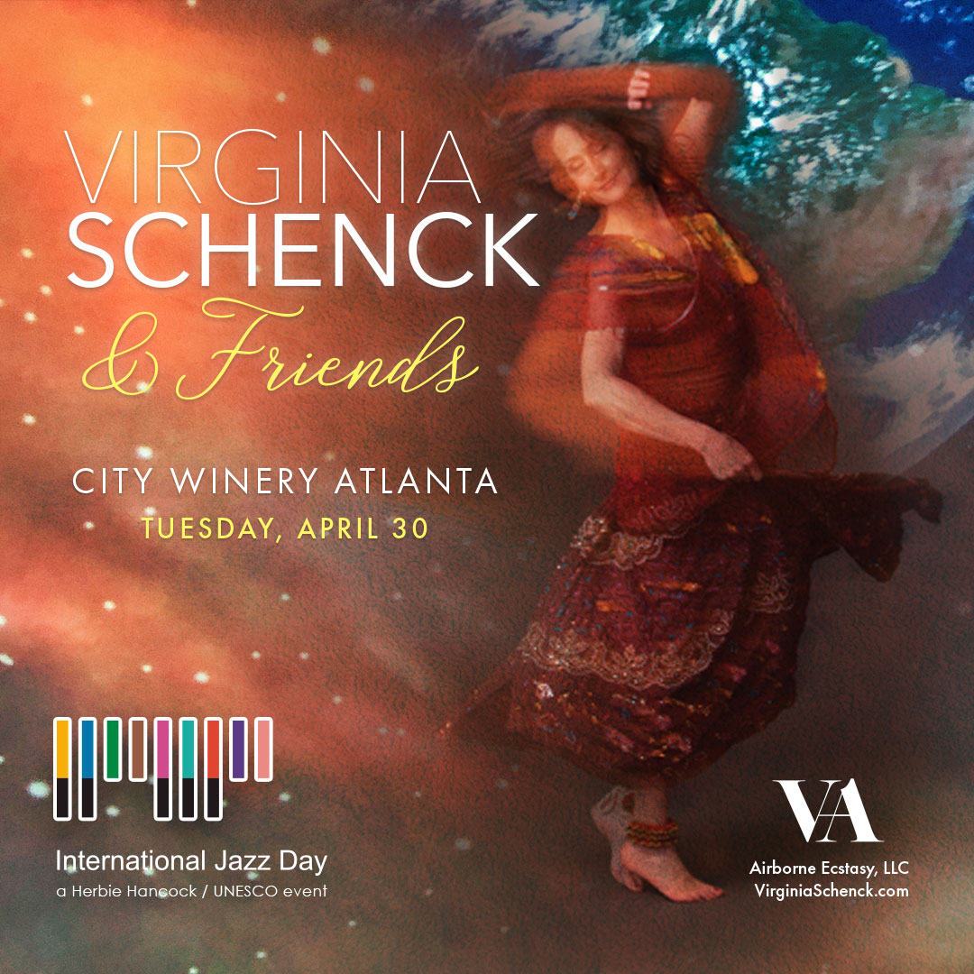 Virginia Schenck (aka VA) & Friends Celebrate International Jazz Day