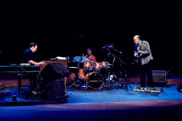 Winter Jazz 2010: Trio Beyond