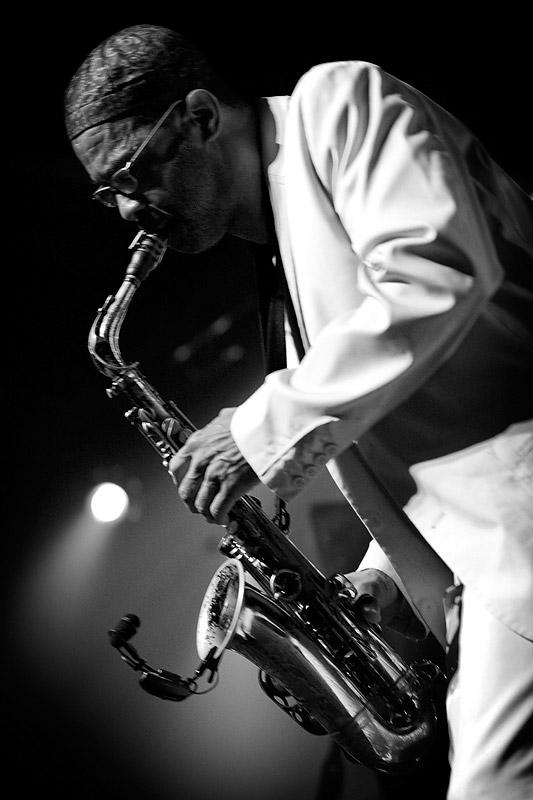 Kenny Garrett at Montreux Jazz 2010