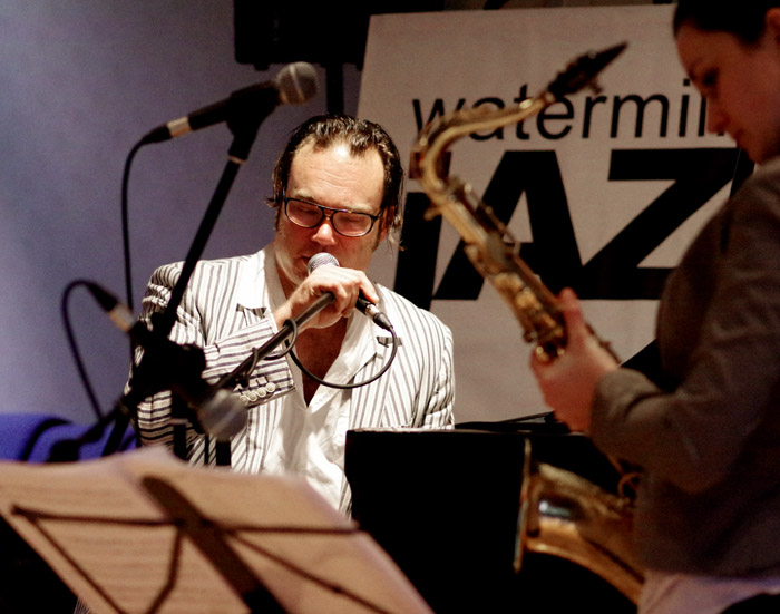 Gareth Williams, Glue, Watermill Jazz Club