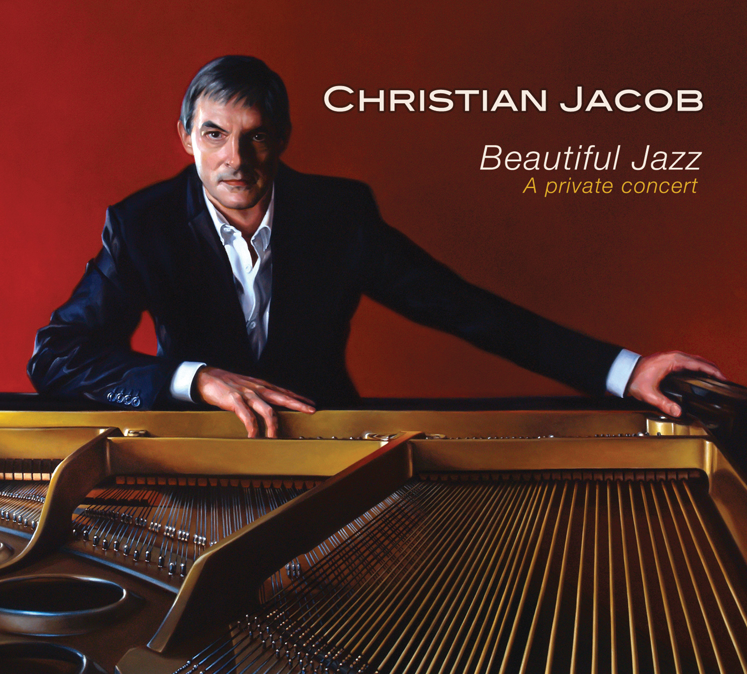 Cover of Beautiful Jazz: a Private Concert