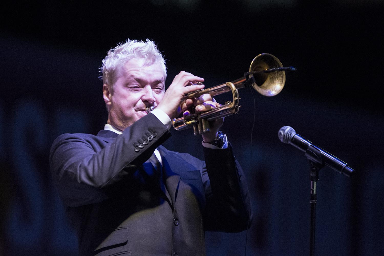 Chris Botti at San Jose Jazz Summer Fest 2017