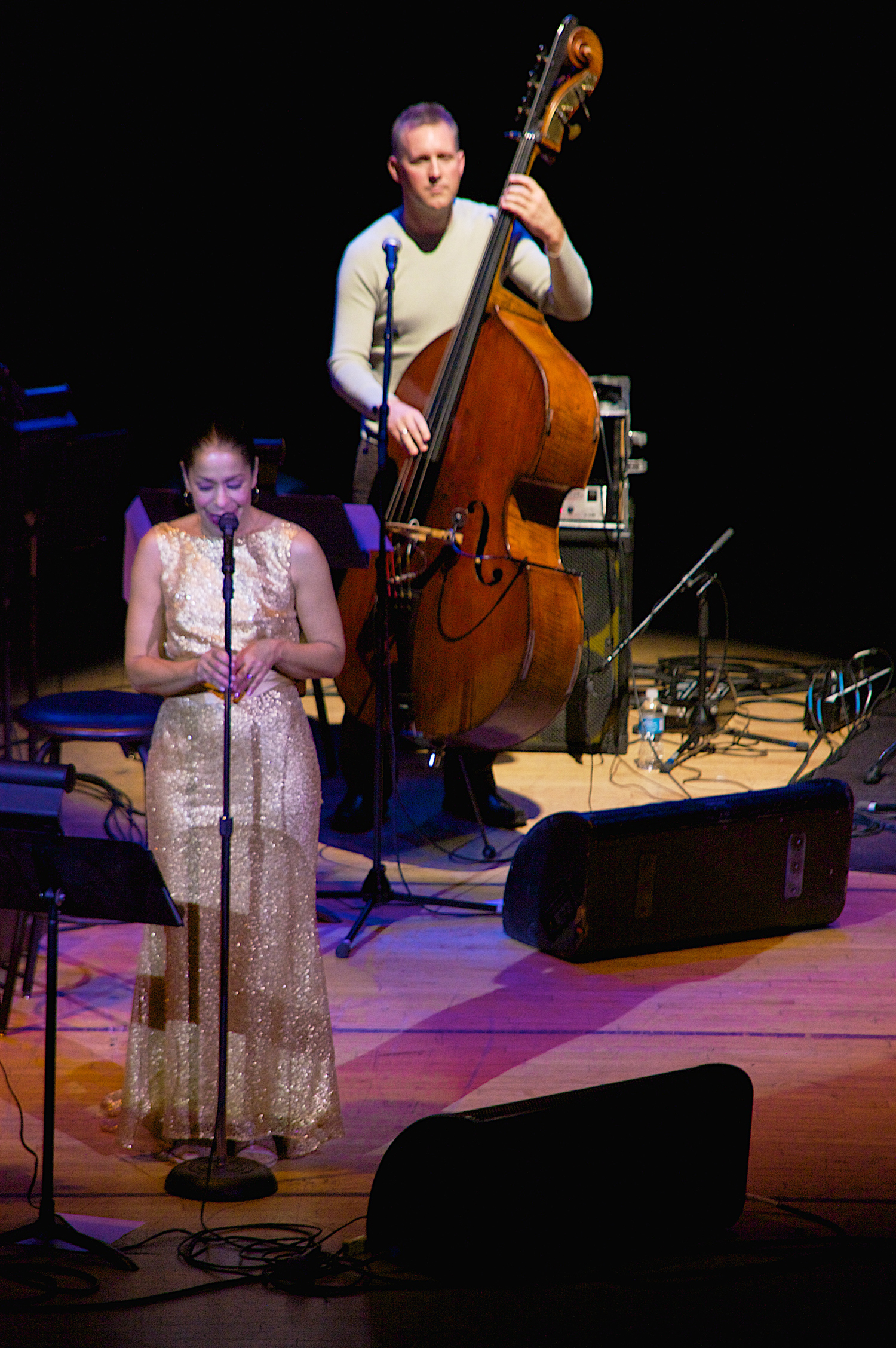 Molly Johnson Mike Downes - Massey Hall