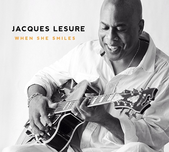 Take Five With Jacques Lesure