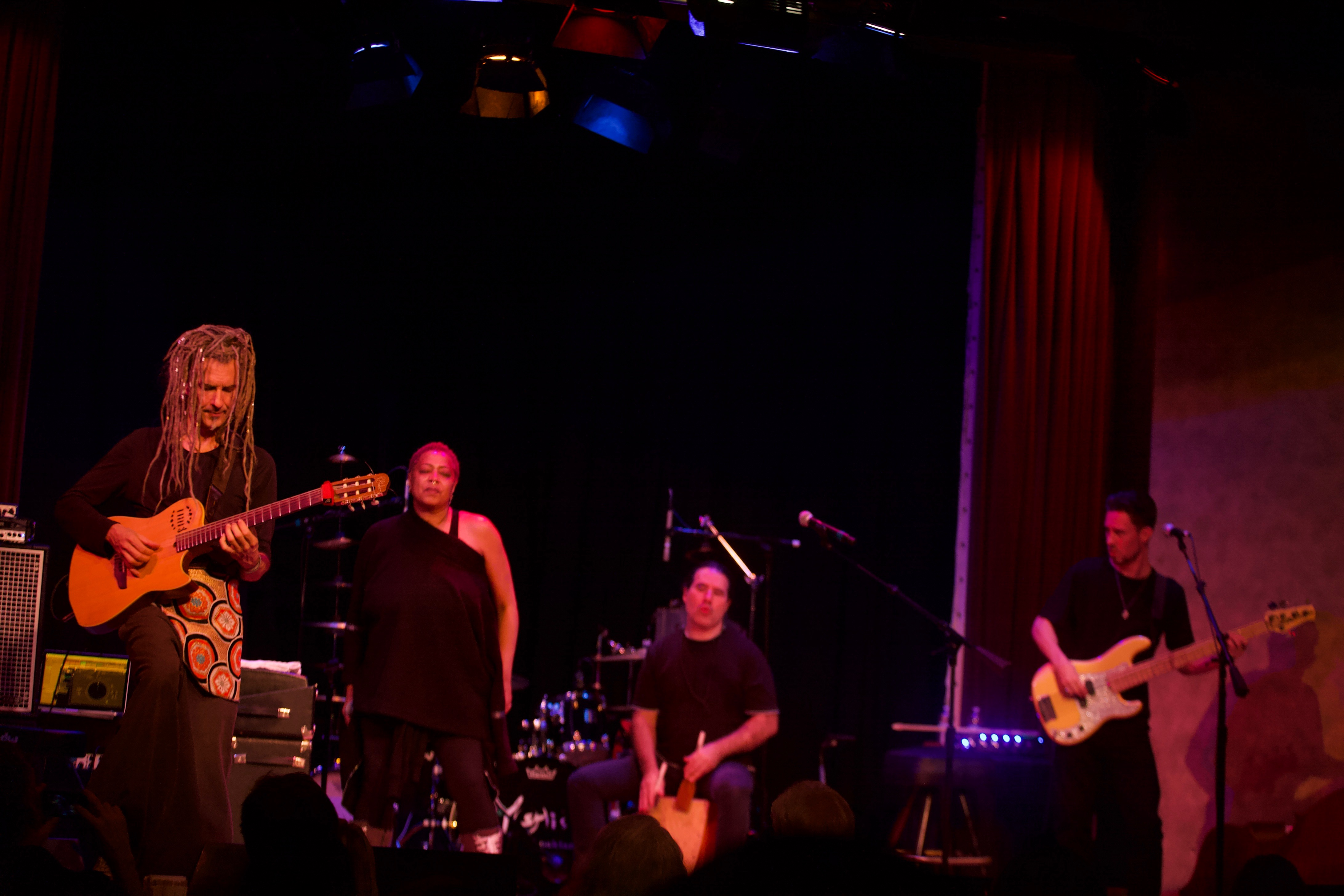 Lisa Fischer At Yoshi's February 22 2018