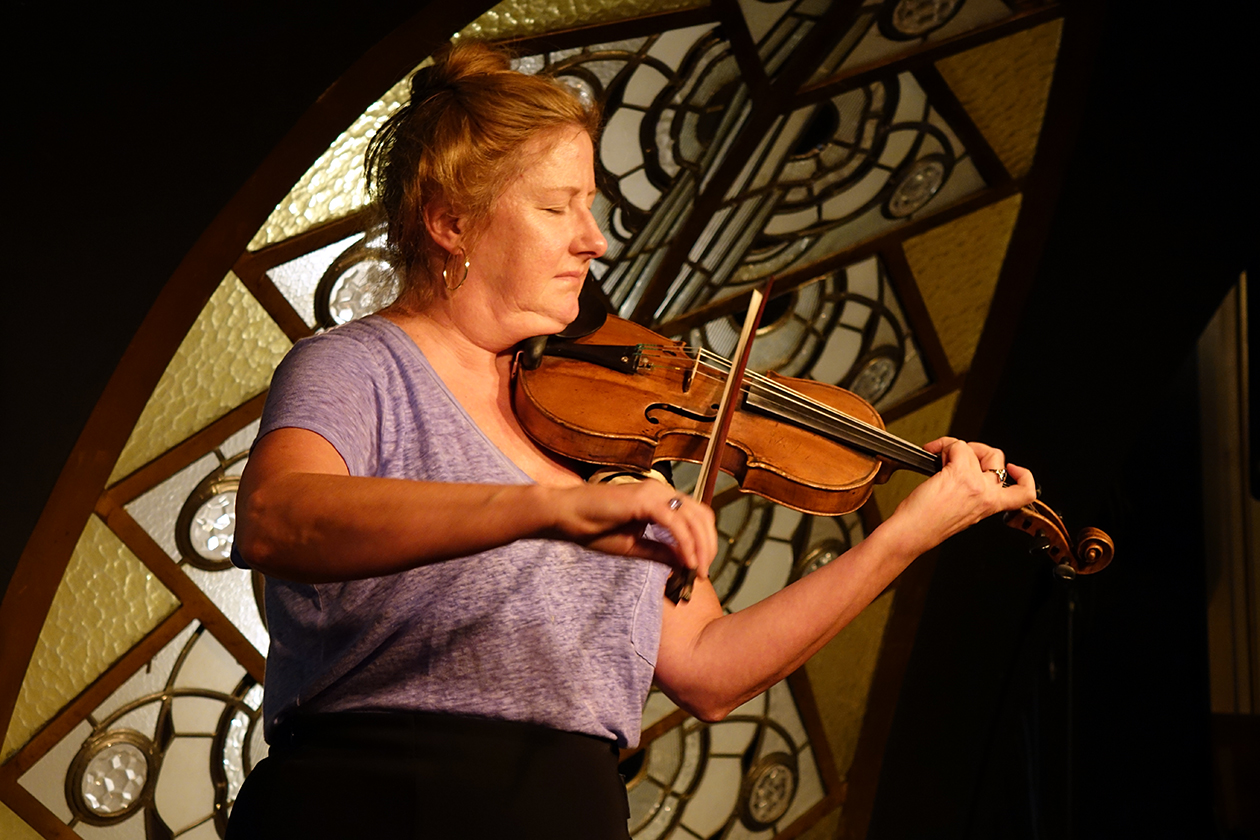 Mary Oliver at Doek Festival 2015