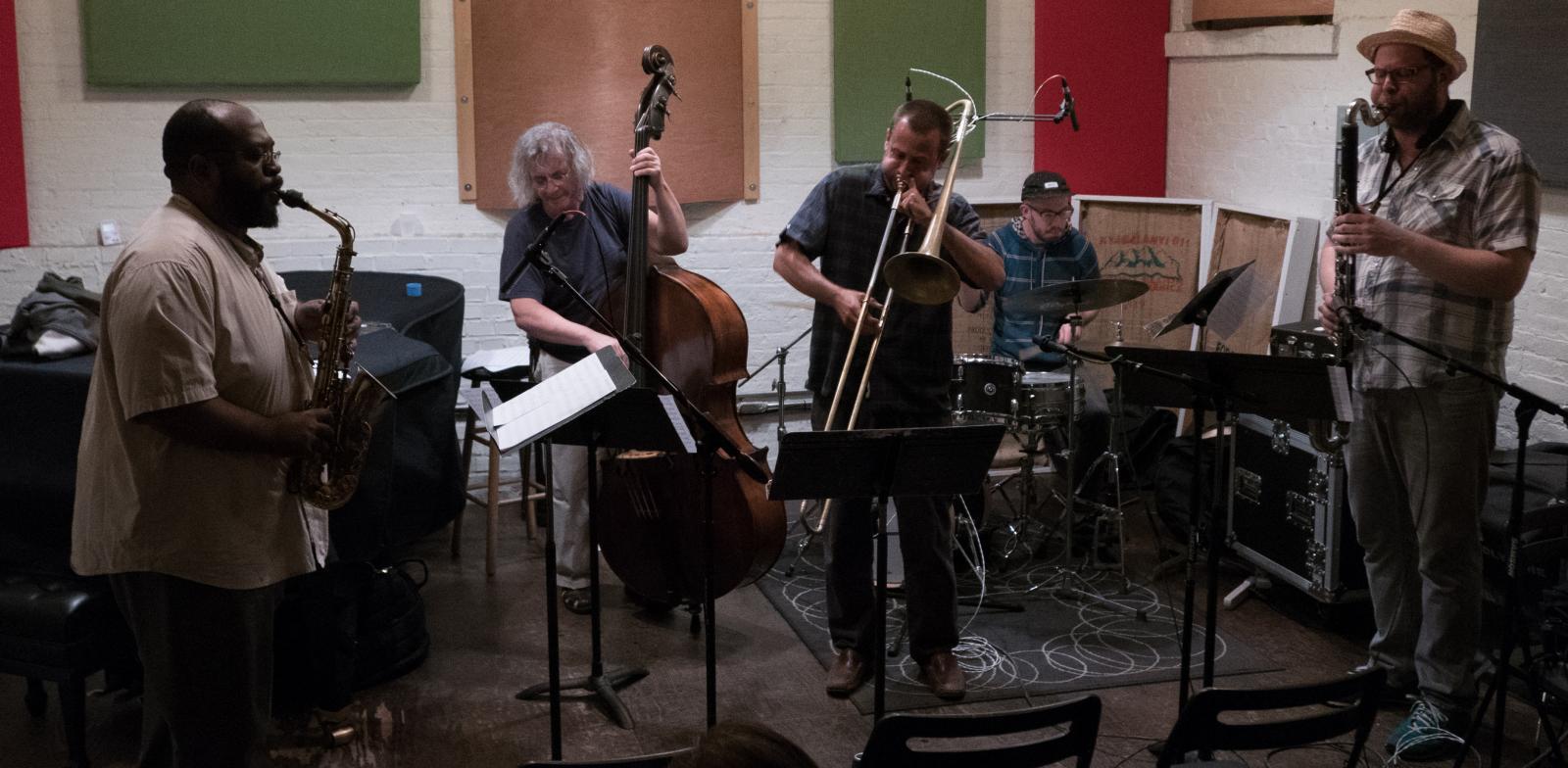 The Darius Jone Quintet
