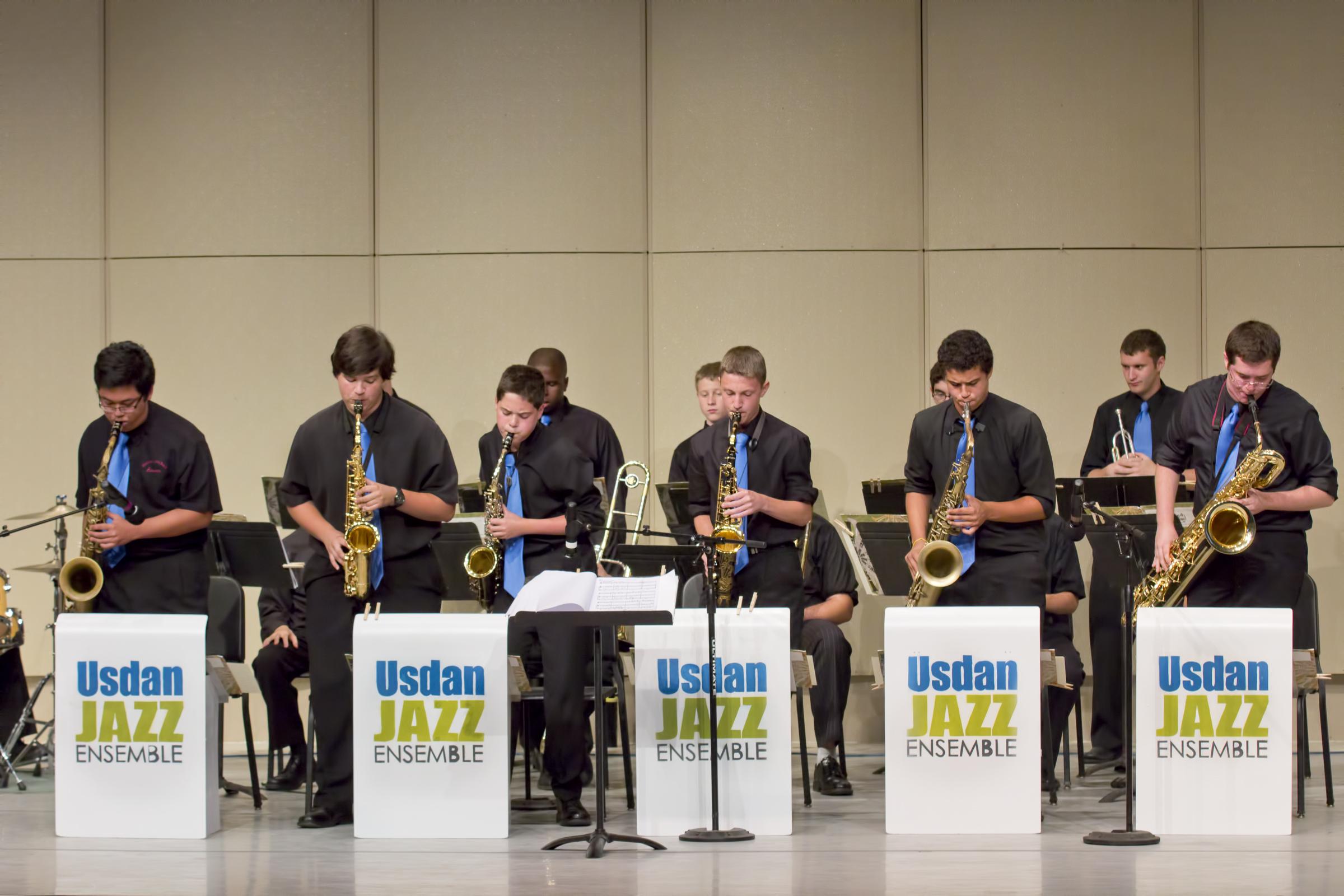 Usdan Jazz Ensemble