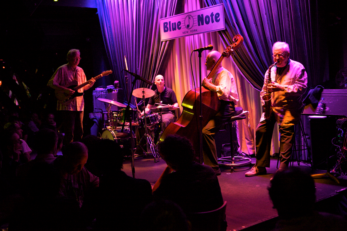 Enfants Terribles, Blue Note, NYC, 8/16/12