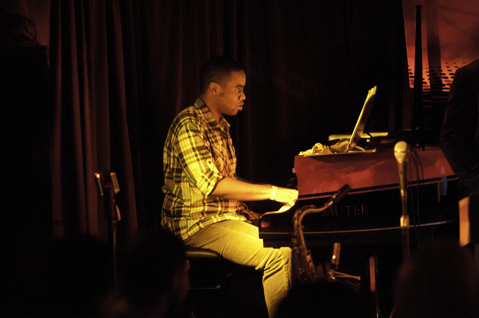 David Bryant with Marcus Strickland Quartet